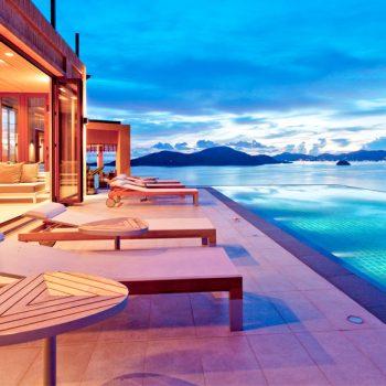 Sri Panwa Luxury Hotel, Phuket, Thailand