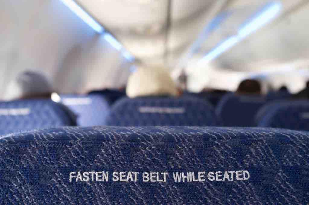 Plane Seat belt