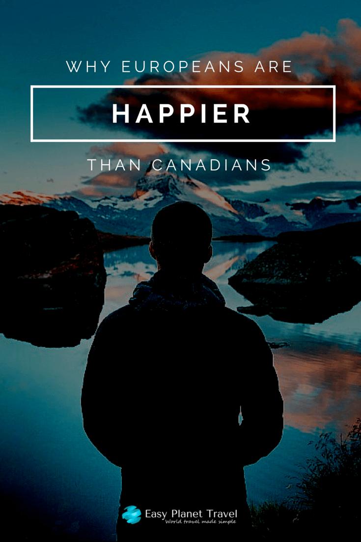 europeans happier