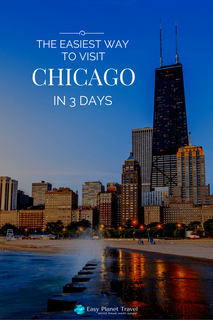 itinerary chicago