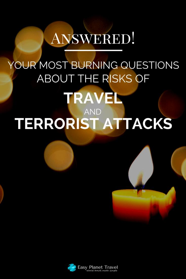 travel terrorist attacks