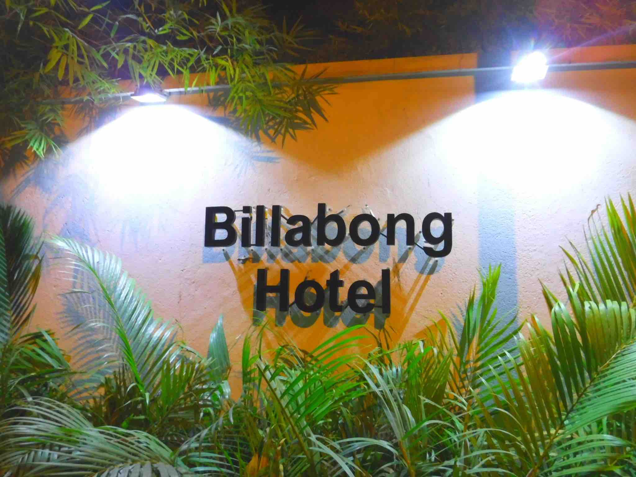The Billabong Hotel - The Grounds