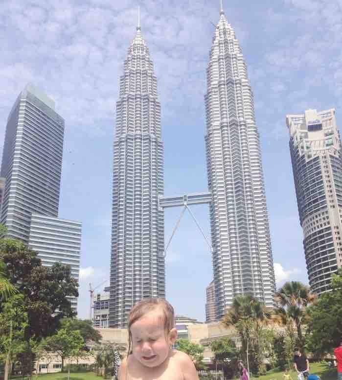 family travel asia 2016