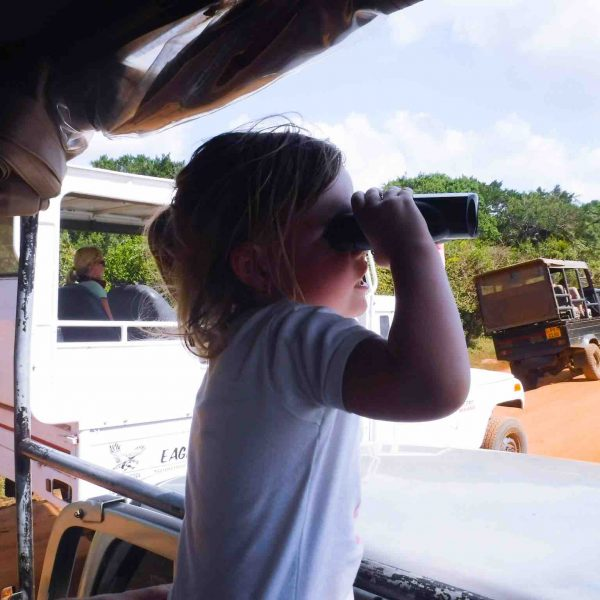 ruhunu safari camping yala sri lanka