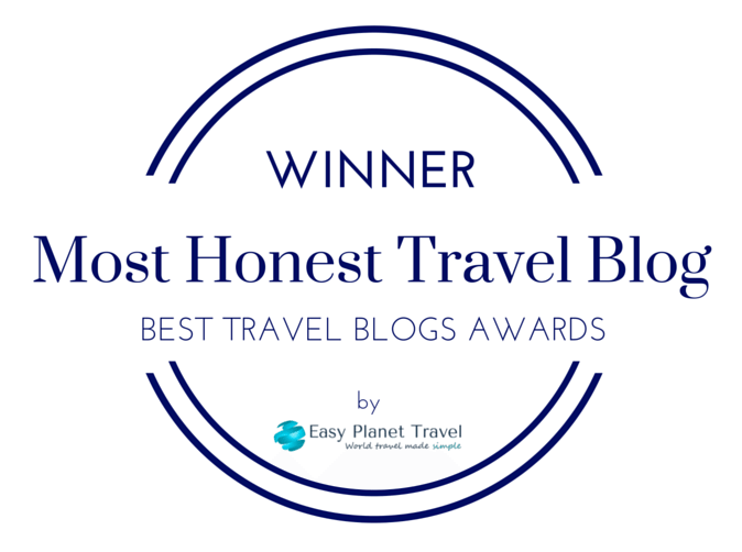 50 best travel blogs awards most honest