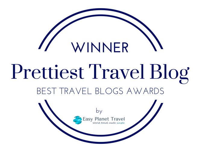 50 best travel blogs awards prettiest