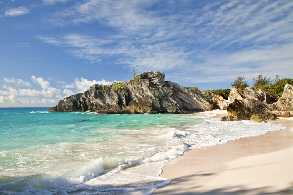 Bermuda: Zika free island close to the Caribbean region