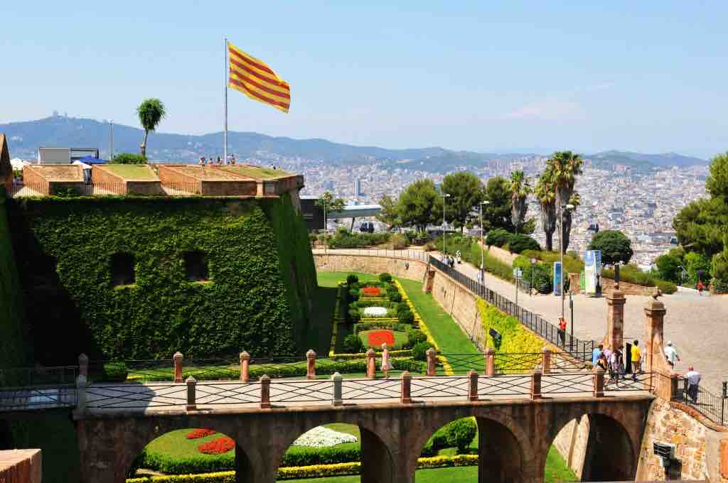 The Best things to do in Barcelona: Montjuïc Castle