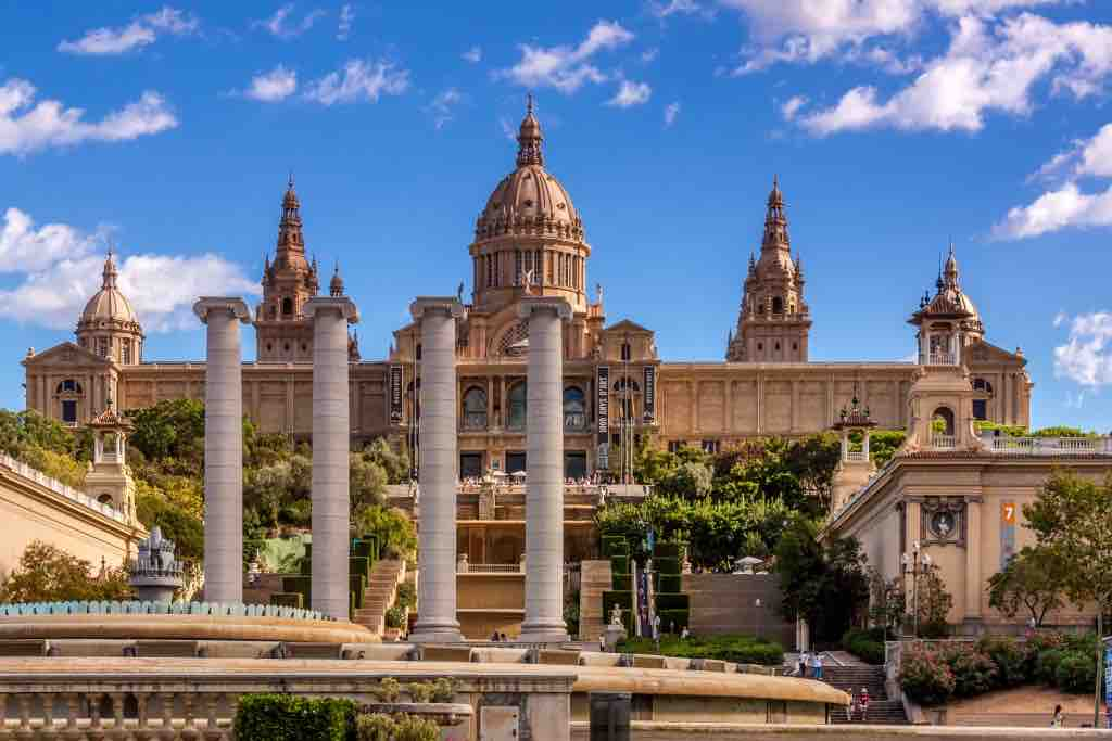 The Best things to do in Barcelona: National Art Museum of Catalonia