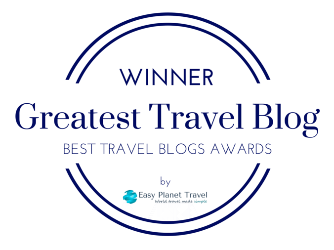 EPT Best Travel Blogs Awards