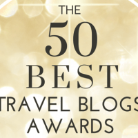 The 50 Best Travel Blogs Awards