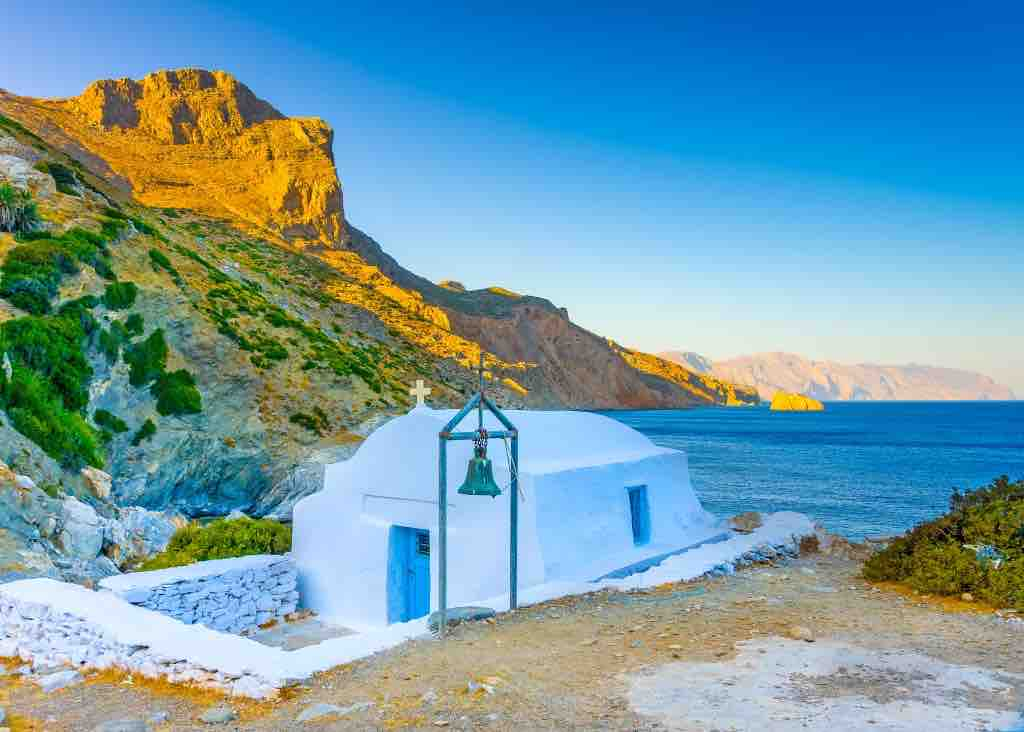 Best Greek Islands Amorgos