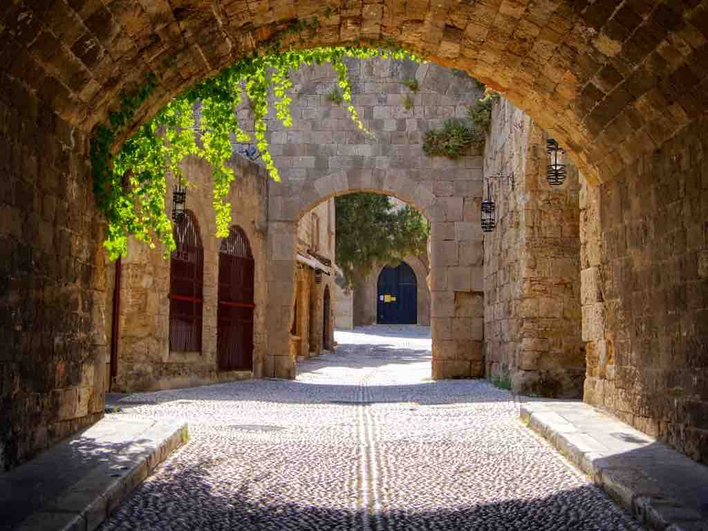 Best Greek Islands Rhodes