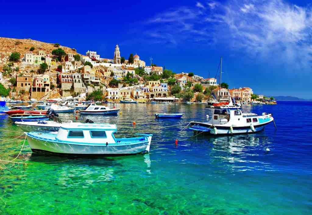 Best Greek Islands Symi