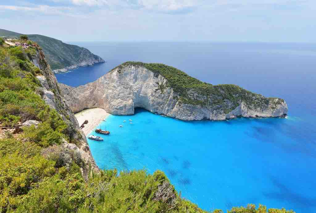 Best Greek Islands Zakynthos