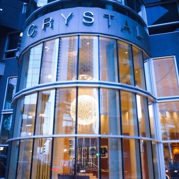 Hotel Le Crystal