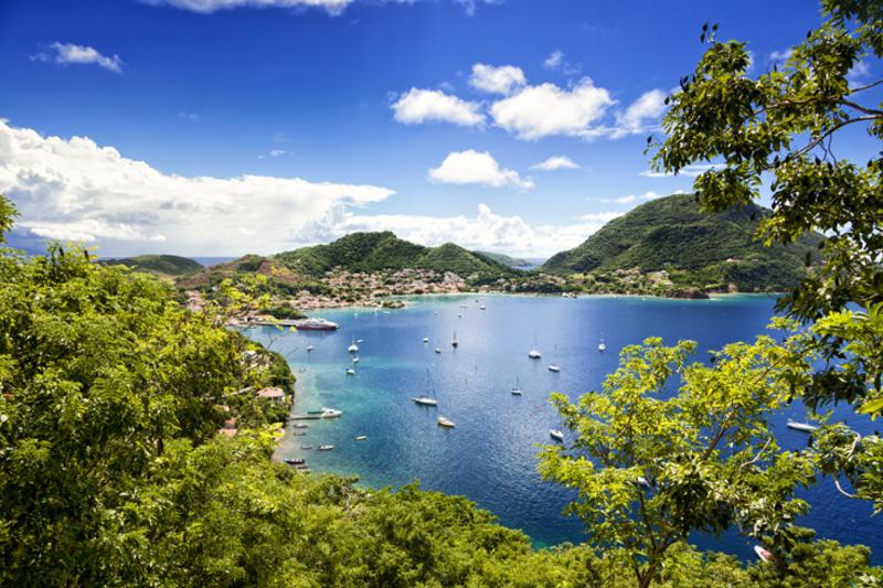 Guadeloupe: Zika Free Caribbean Islands