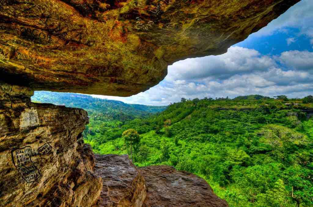 best adventure destination november