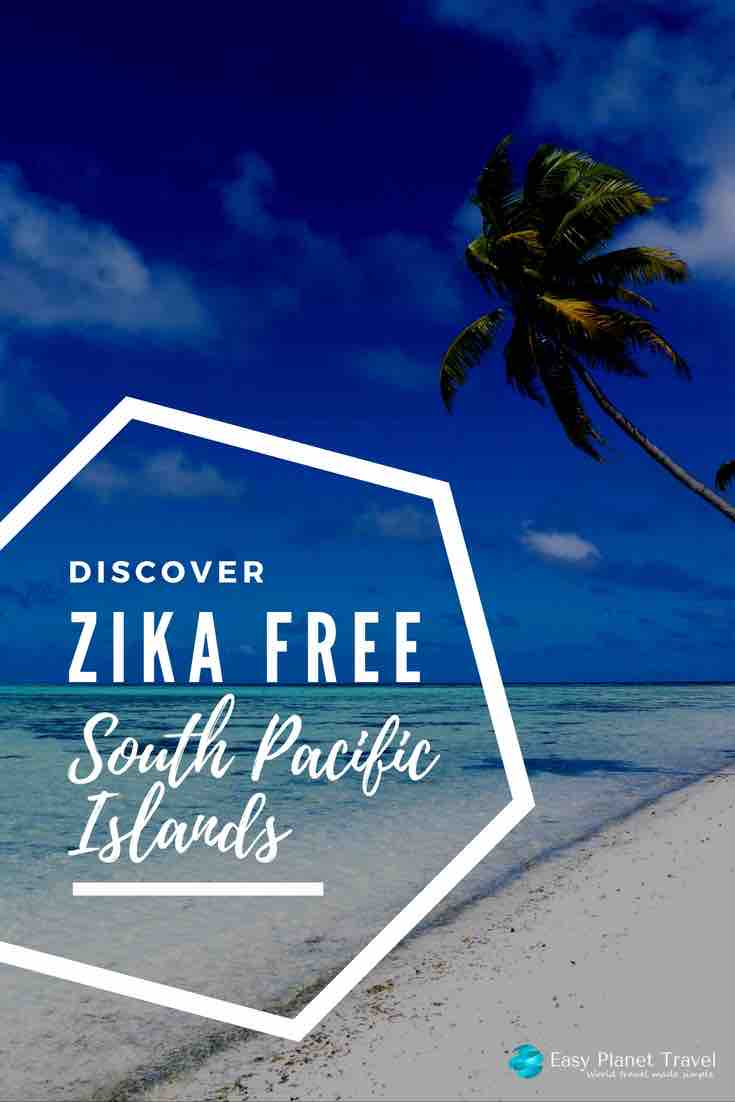 zika free south pacific islands