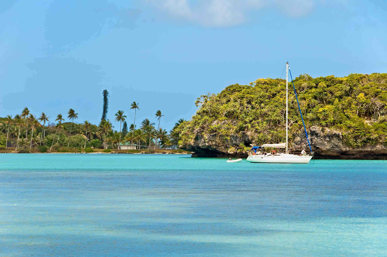 New Caledonia Isle Of Pines Easy Planet Travel