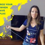 How to charge electronic when you forget your wall plug or travel adapter