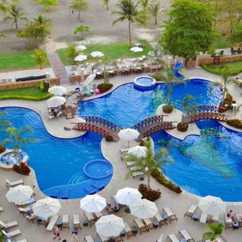 luxury family resort croc's casino resort jaco costa rica