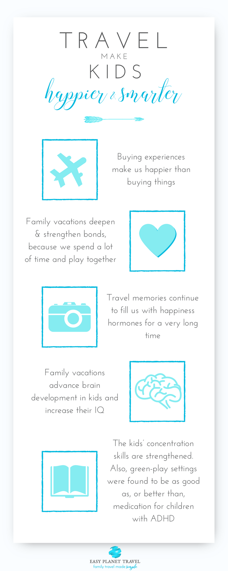 Travel makes kids happier and smarter, by Easy Planet Travel