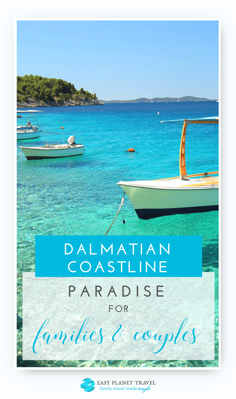 The Dalmatian Coastline – A Paradise for Families and CouplesThe Dalmatian Coastline – A Paradise for Families and Couples