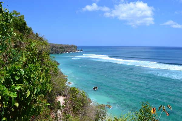 Southern Bali: Padang Padang