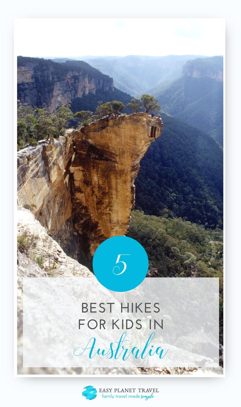 The 5 Best Hikes in Australia for Kids