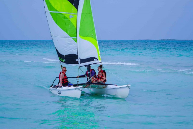Meliá Marina Varadero: the Activities