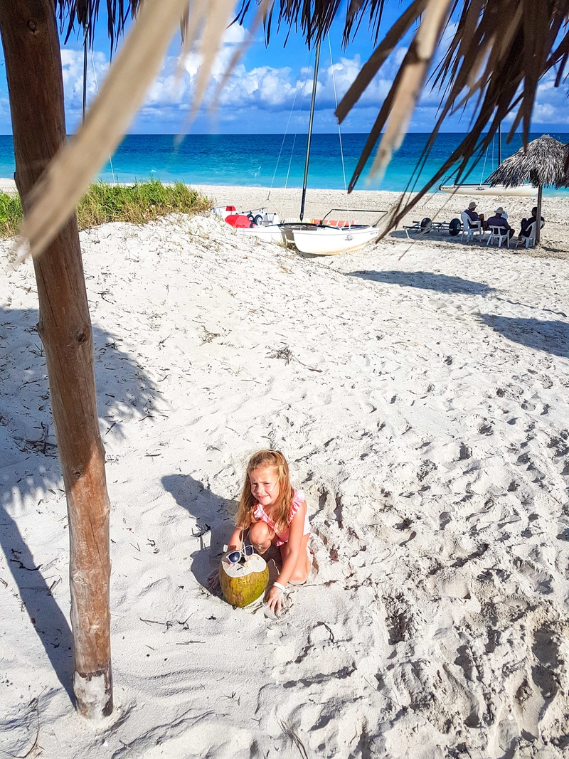 Play time in Varadero, Cuba
