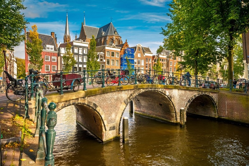 Safest cities to visit in 2018: Amsterdam, Netherlands