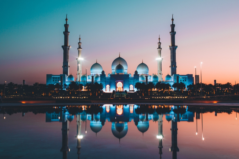 Free stopovers in Abu Dhabi