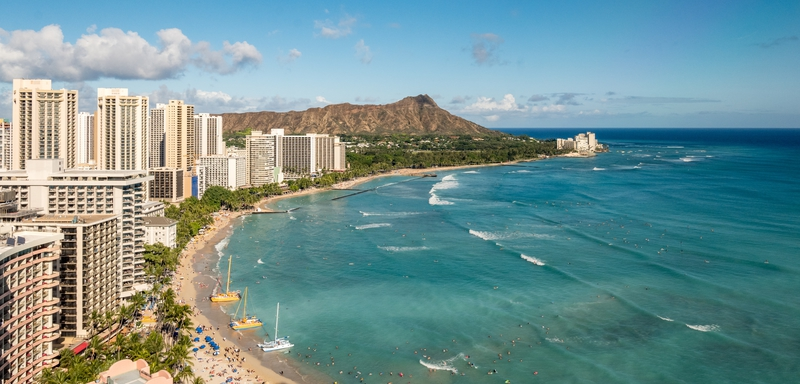 Free stopovers in Honolulu
