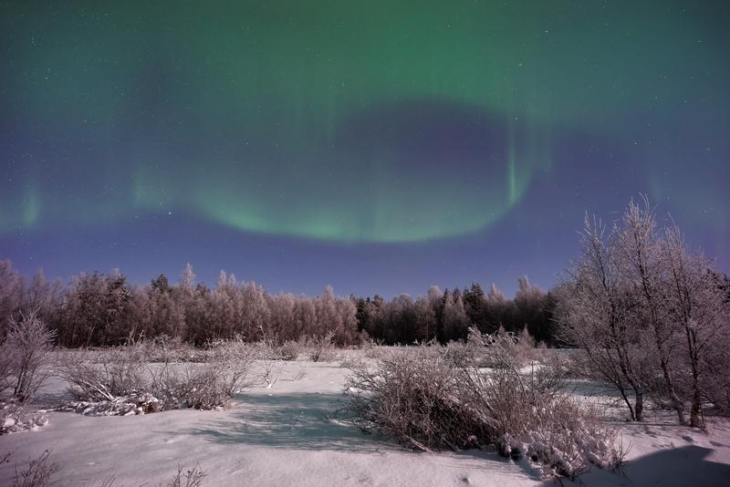 Free stopovers in Lapland