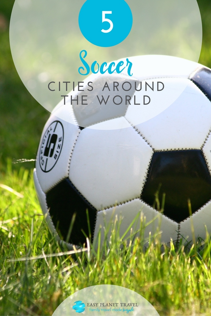 Top soccer cities in the world