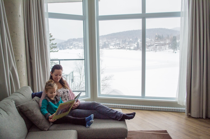 A Wellness Family Resort: Entourage sur-le-Lac