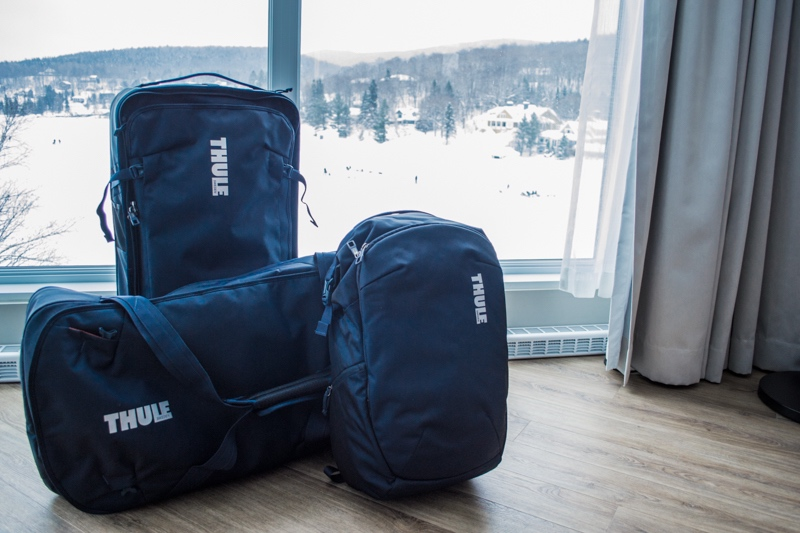The best travel luggage for families: Thule