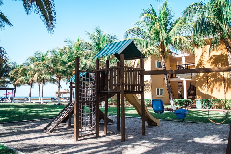 Hotel Cayman Suites, the Playground