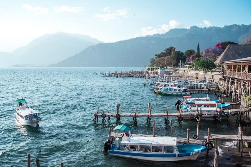 Panajachel and Lake Atitlan