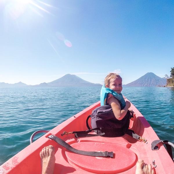 Kayak expedition with Los Elementos Adventure Center