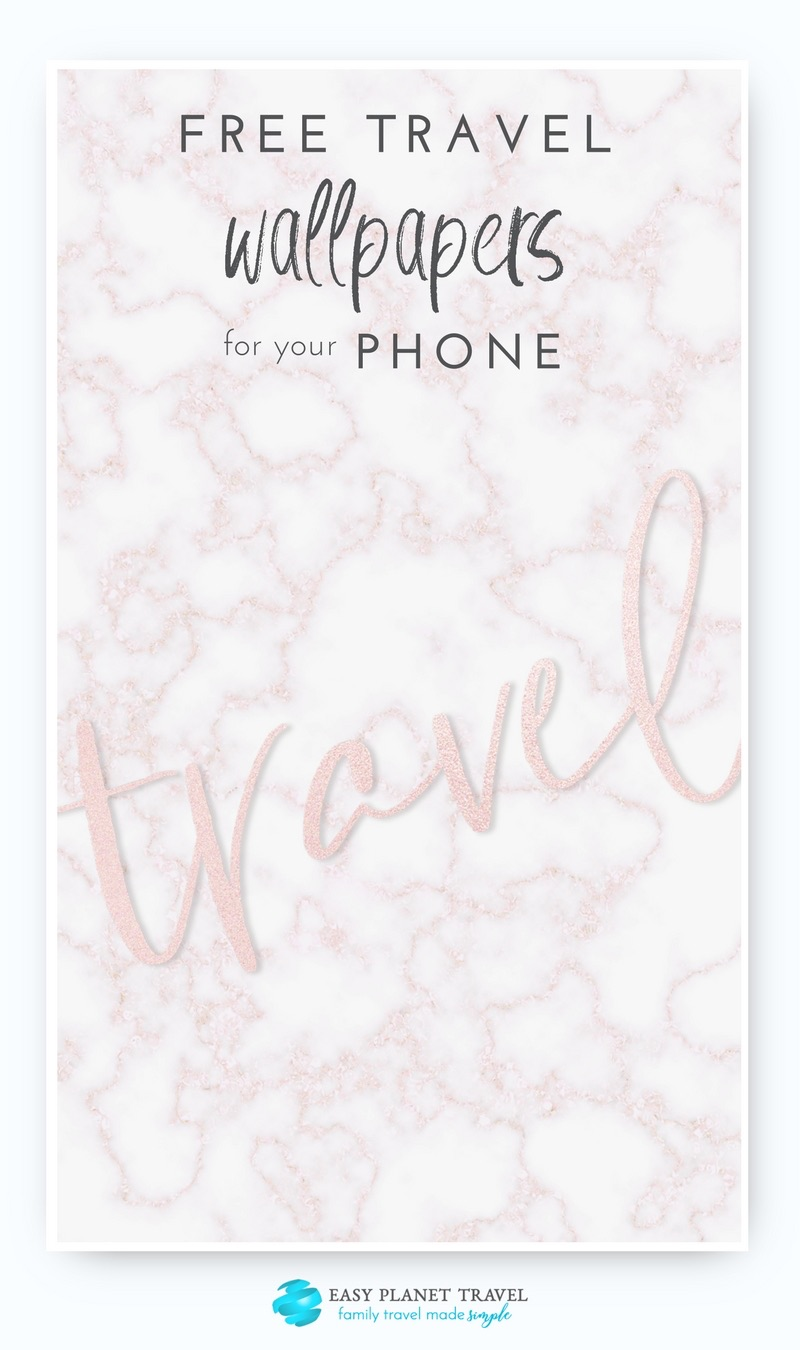 Free travel wallpapers for your phone