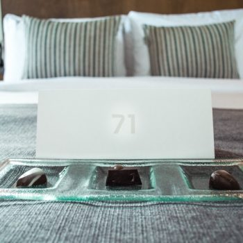Chic and cozy at Hotel 71