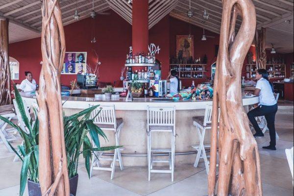 Baraonda Restaurant, Hotel Alisei