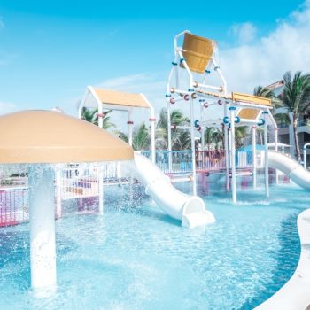 Water fun at the ultimate all inclusive family resort in Punta Cana