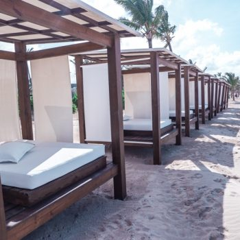 Beach bliss at the Hard Rock Hotel and Casino Punta Cana