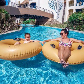Fun at the Hard Rock Hotel Punta Cana
