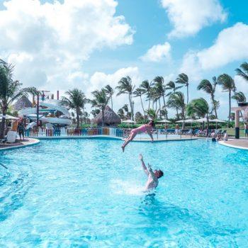 Family fun at the Hard Rock Hotel Punta Cana