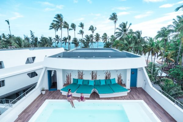 Best family hotel: Puerto Plaza Hotel